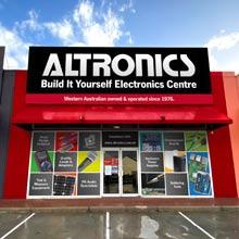 Altronics Joondalup Opens August 1st 2020.