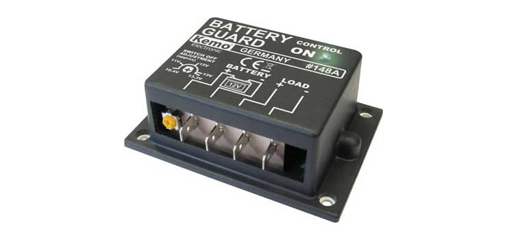 A0712 Low Battery Cut Off Module (12V)