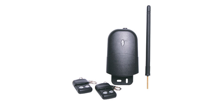 A1018B Two Channel UHF Outdoor Remote Control Switch System