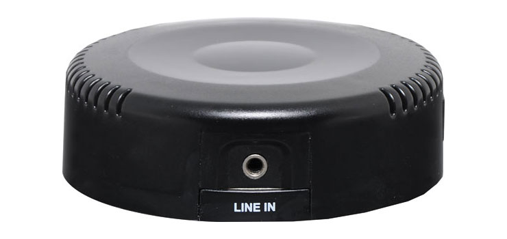 A1116 2x25W RMS In-Ceiling Bluetooth Stereo Amplifier Puck