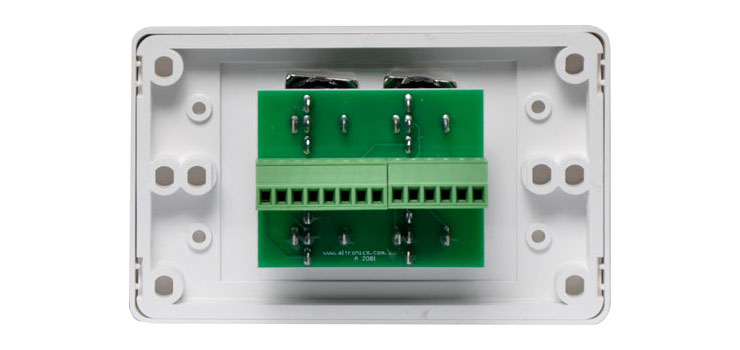 A2069 Lockdown / Fire / Chime / Cancel Remote Wall Plate