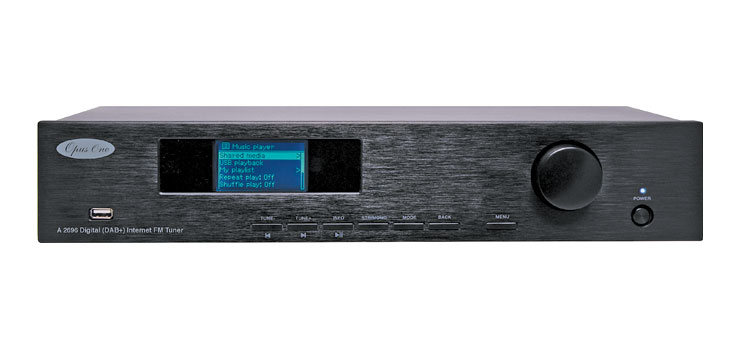 A2696 DAB+ FM Digital Tuner & Internet Radio Player