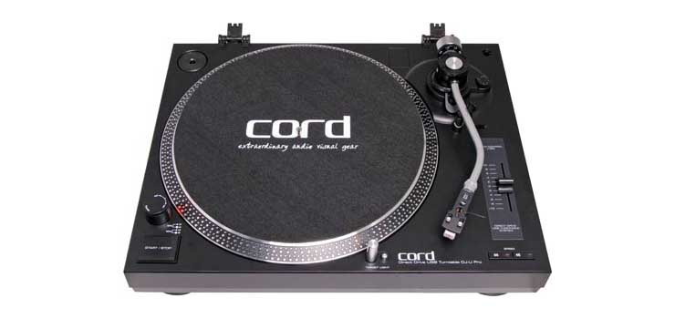 A2788 Direct Drive DJ Turntable