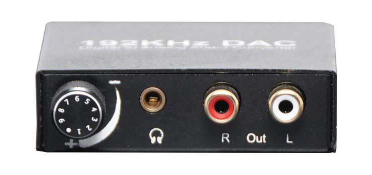 A3195 Digital to Analog Audio Converter