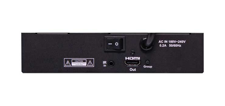 A3400 HDMI Over Power Extender System