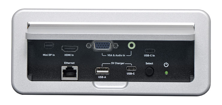 A3833 Multi-Format HDMI 4K Converter Box (In Desk Version)