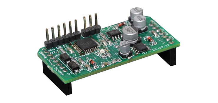 A4373 Digital Volume Board Option for Phase5 Amplifiers