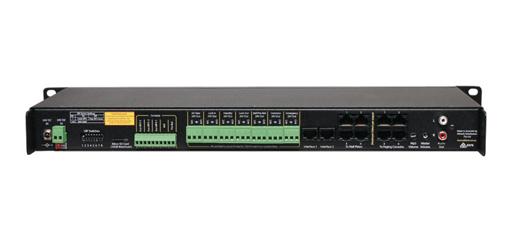 A4595A School Lockdown Controller