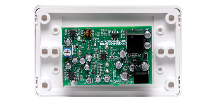 A4931 Microphone/Line Pre Amplifier Wallplate