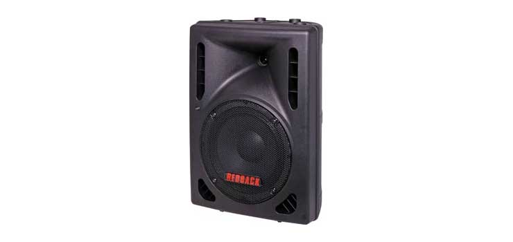 C0991 200mm 8 Inch 2 Way MP3 USB Powered PA Speaker