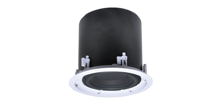 C1065 Ceiling Mount 240W Subwoofer 4 Ohm/100V