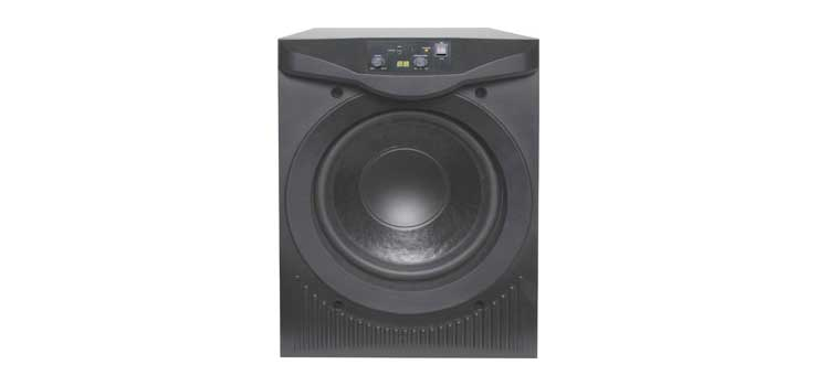 C5201 Subwoofer for Home Theatre With Remote (10