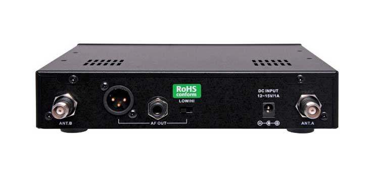 C7280 UHF Wireless Audio Link Receiver