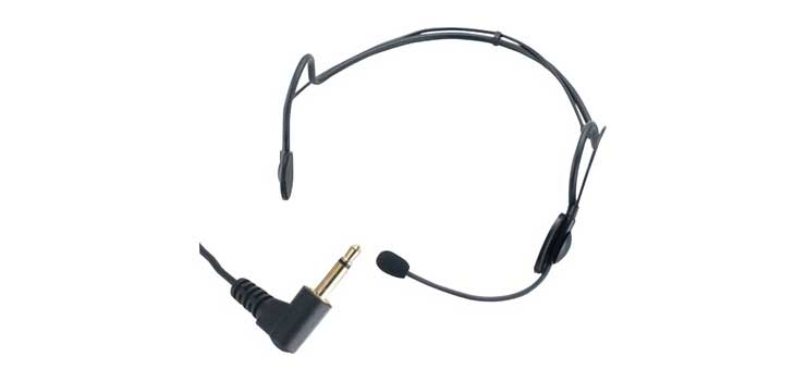 C7326A Microphone Headset for C 7316 / C 8810