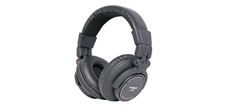 C9014B Headphones Pro Studio Monitor DJ