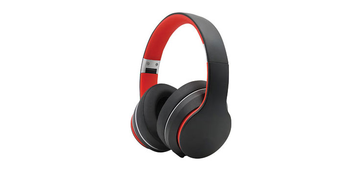 C9034 Comfort Fit Foldable Wireless Bluetooth Headphones