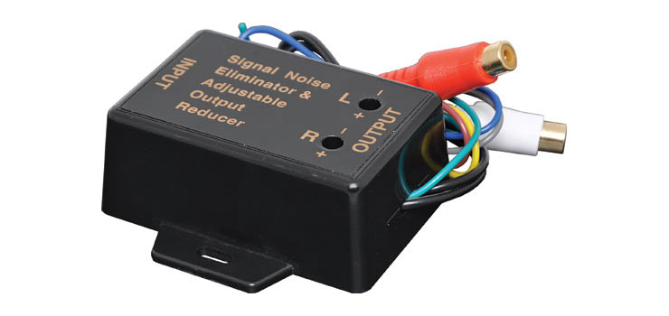 C9620A 2 Channel Audio Output Converter (High to Low Level)