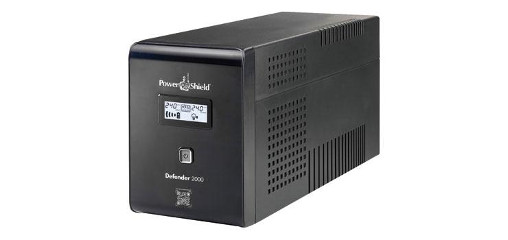 D0886 PSD2000 UPS 2000VA Defender