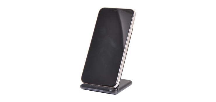 D2324 QI Wireless 15W USB Phone Fast Charger Desk Stand