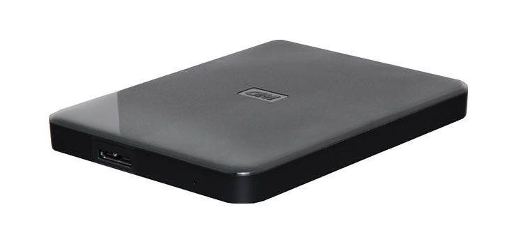D5494 WD Elements SE 1TB USB3 Portable External Hard Drive