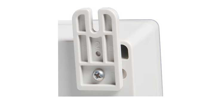 H0370 Mounting Feet To Suit IP65 Enclosures