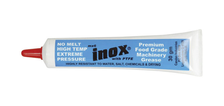 H1632 MX6 Premium Food Grade Machinery Grease 30gm Tube