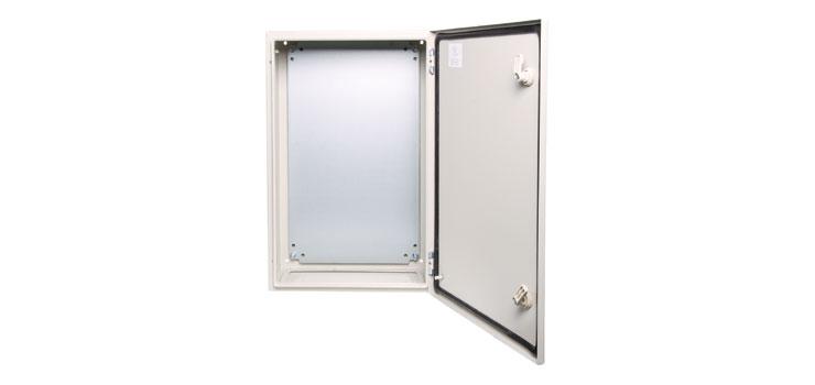 New  Altronics 300X150x400mm Ip65 Lockable Steel Utility Wall Cabinet H7906