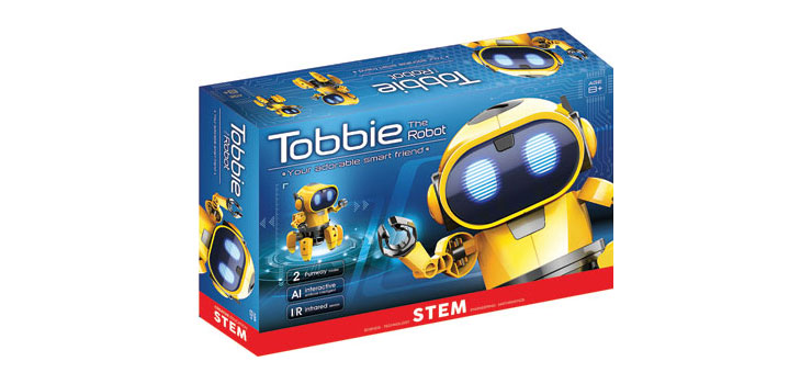 K1148 Tobbie the Robot Kit