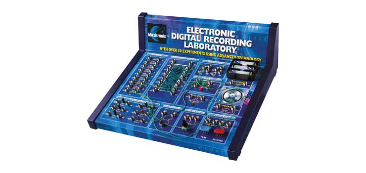K2220 Digital Recording Lab Kit
