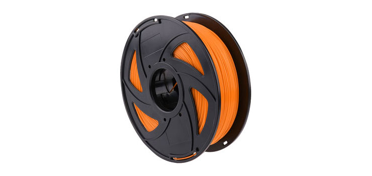 K8391 Orange PLA Filament 1kg