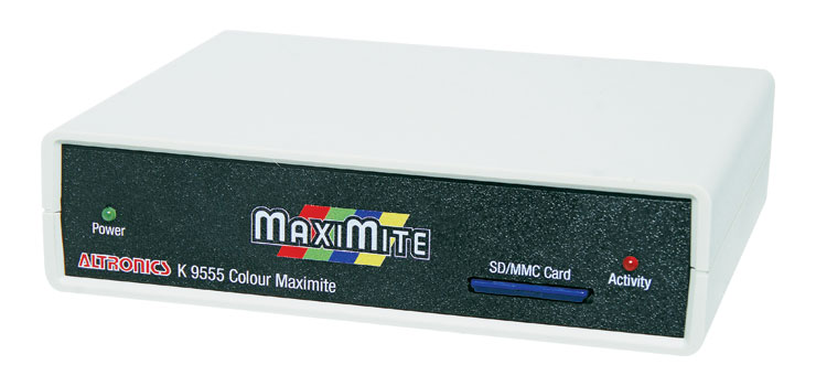 K9555 Maximite Colour Computer Kit
