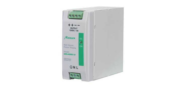 M8413 60W 48VDC DIN Rail Switchmode Power Supply