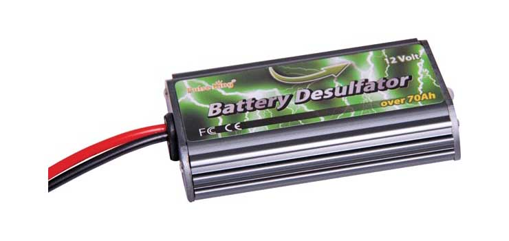 M8542 12V Over 70Ah Lead Acid Battery Desulfator