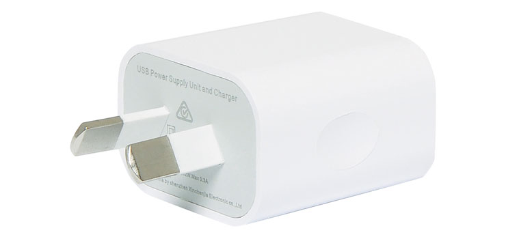 M8862A Dual Output 2.4A USB Wall Charger