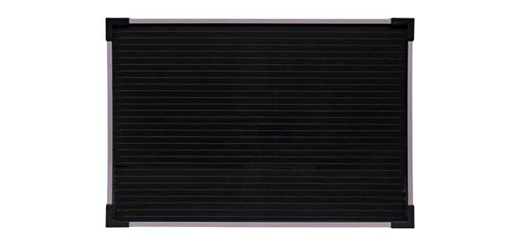 N0704 5W 12V Solar Battery Charger