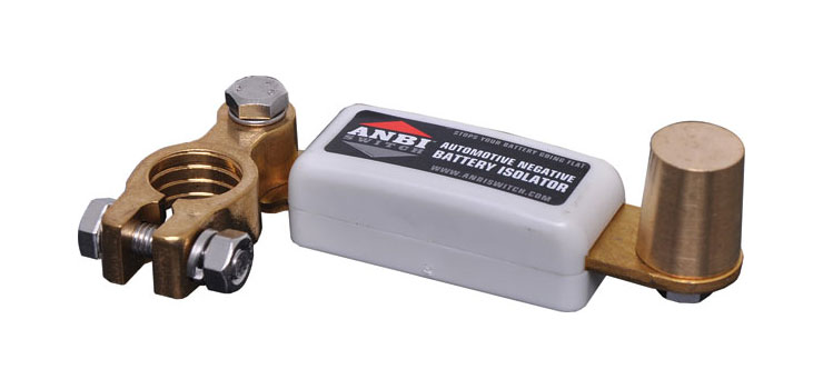 N2090 ANBI Switch Battery Isolator