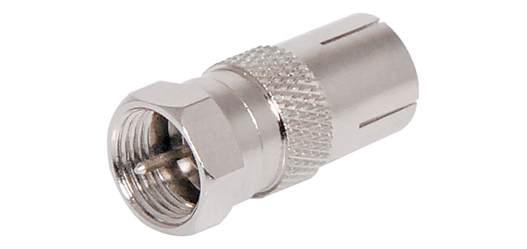 P0398A PAL Female to F Male Adapter