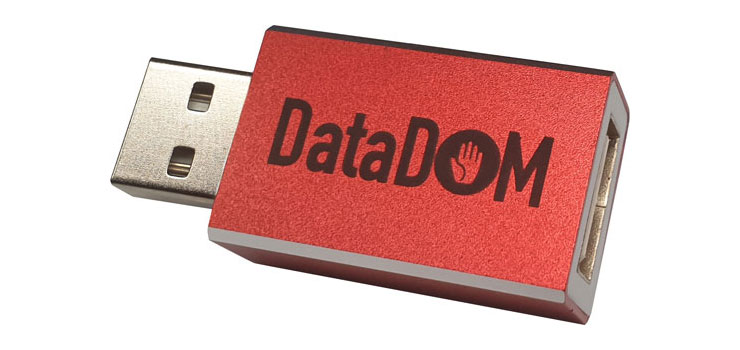P1920A USB Type A Datadom Data Blocker
