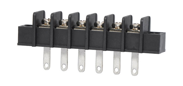 P2075A 5 Way Barrier Terminal Block