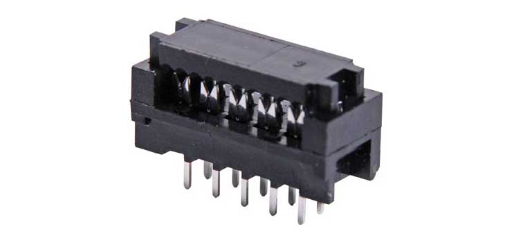 P5160A 10 Pin 2.54mm Pitch IDC Transition Plug