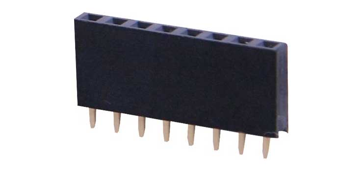 P5375 8 Pin Header Socket 8.5mm