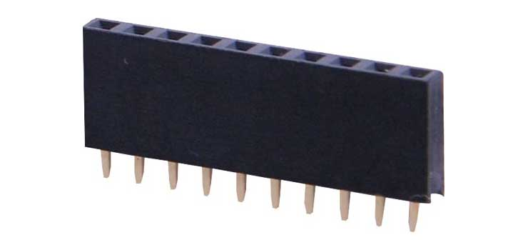 P5376 10 Pin Header Socket 8.5mm
