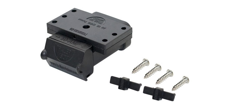 P7865 Chassis Mount Housing For 50A SB50 Anderson Connectors