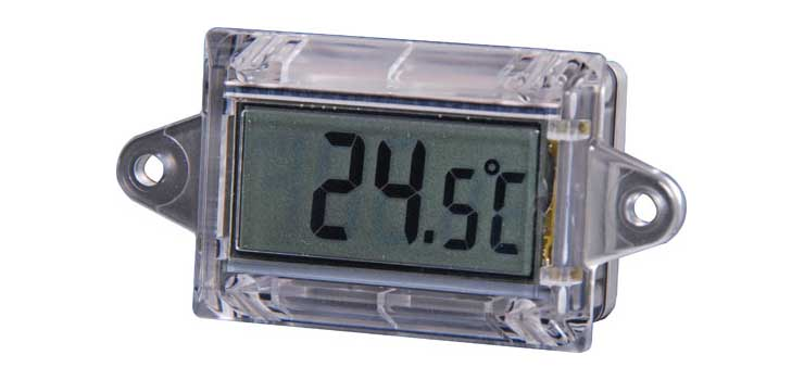 Q0576 Waterproof Temperature Meter Digital LCD