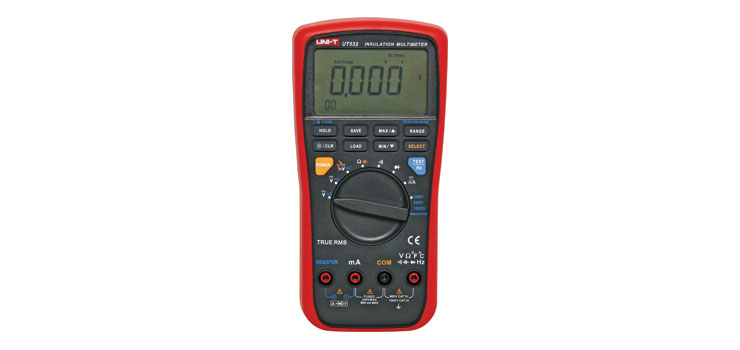 Q1246 Insulation Tester & True RMS Digital Multimeter