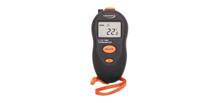 Q1282A Pocket Infra-Red Non Contact Thermometer