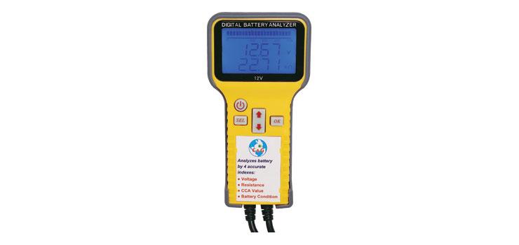 Q2120 Digital Battery Analyser