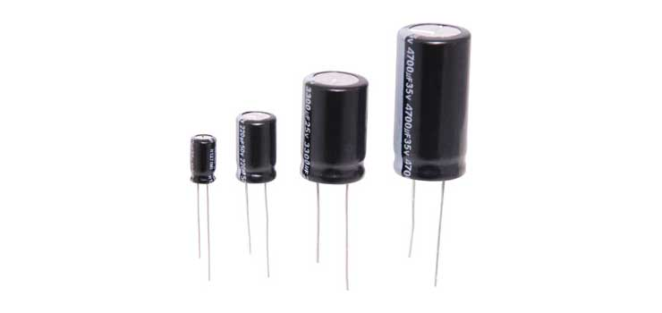 R4885 1000uF 35V High Temp. PCB Electrolytic Capacitor