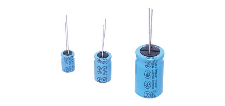 R5084 22uf 25V PCB Electrolytic Capacitor