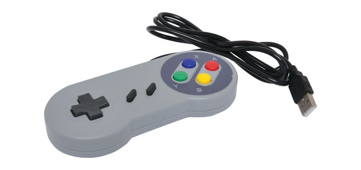 S1146 USB Game Controller (SNES Style) for Raspberry Pi